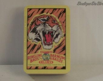 1984 Sealed Ringling & Barnum Mini Cards
