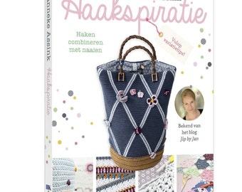 Haakboek Haakspiratie - Haken combineren met naaien