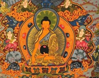 Tibetan Buddhist painting