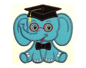 Graduation Hat Machine Embroidery Designs