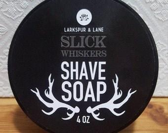 Men's Shave Soap, Shaving Soap, Natural Shave Soap, Grooming, Shaving Brush, Vegan Shaving Soap, Wet Shaving, Wet Shave