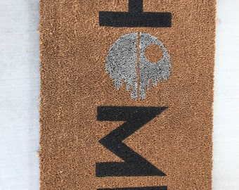 Star Wars Welcome Mat/ Star Wars Doormat