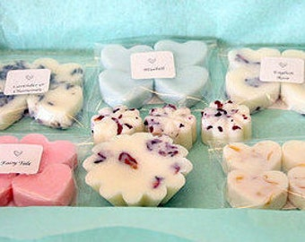Enchanted  Garden Scented Soy Wax Melt Box