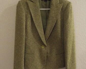Vintage Anne Klein Blazer Jacket size 2