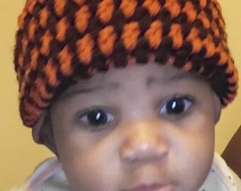 Baby skull cap