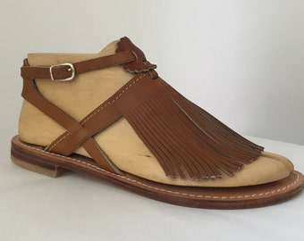 Cheyenne Tropezienne Sandals leather