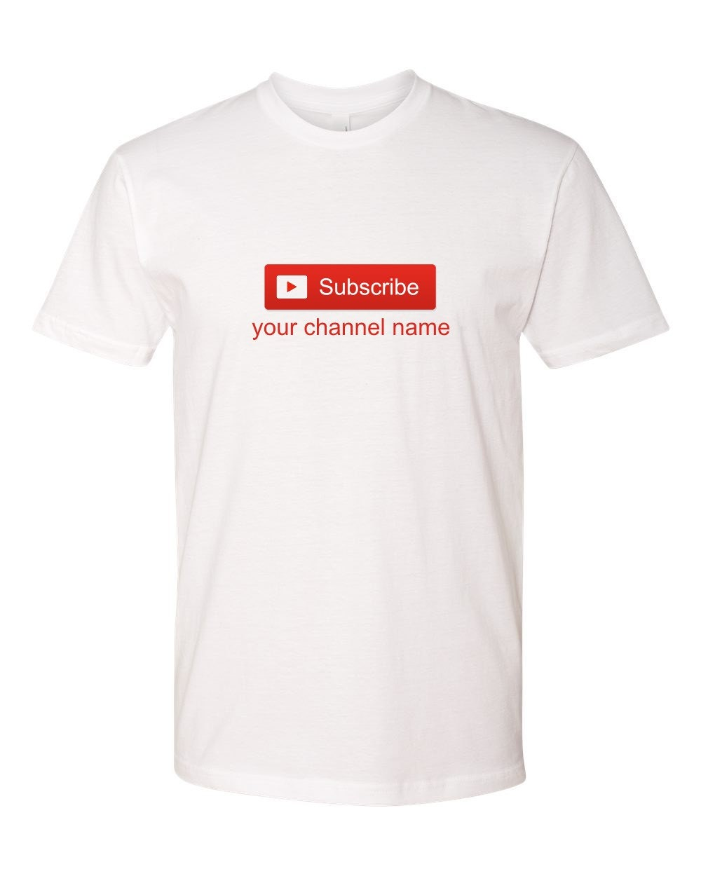 Baby escapes crib youtube - Youtube T Shirt Subscribe To My Channel T Shirt Mens Womens Kids Baby Customize Personalize Youtube Channel Name