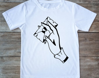 Letter shirt, tattoo letter, mail shirt, tattoo shirt, classic tattoo art, old school shirt, hipster gift, gift for tattoo lovers, post tee