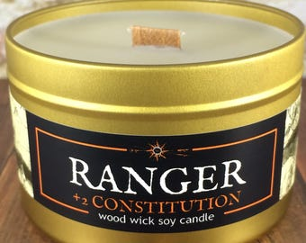 """RANGER Candle 