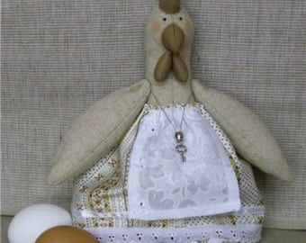 hen sewing pattern, hen Pattern, chicken pattern, pattern, chicken soft toy pattern, Doll sewing pattern, sewing patterns