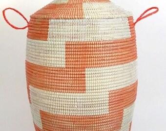 Basket Hamper- Handmade from Africa