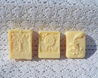 Cold process soap bar; Item # 014