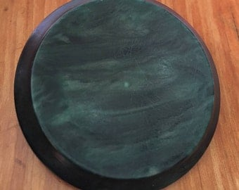 Awesome Vintage Green Coat Button