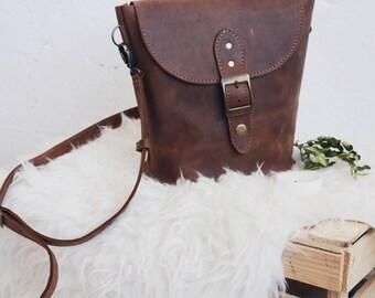 Small bag crossbody, purse leather crossbody, bag minimalist women, shoulder bag women, crossbody minimalist, leather purses, monogram purse