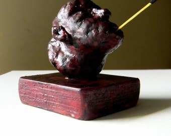 Incense holder collectable hand made