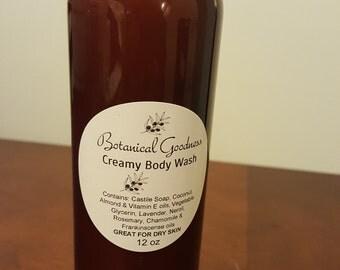 Body Wash // Creamy // Moisturizing