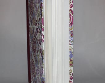 Floral Hardcover Sketchbook or Journal