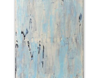Abstract painting, Abstract art, Acrylic painting, Original painting, Paintings on canvas, Canvas painting, Abstract painting original, blue