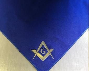 Masonic Napkin Set (6)