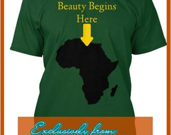 Africa-Where Beauty Begins