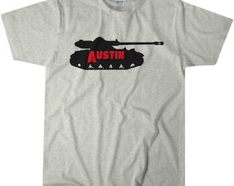 Military Shirt | Boy's Clothing | Birthday Shirt | Boy Custom Shirt | Custom Name | Name Shirt | Graphic Shirt | Kids Tees | Tank | T-shirts