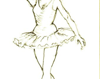 Digital Ballerina