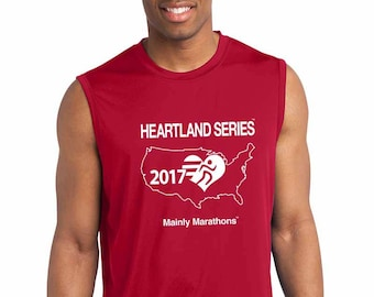 Sleeveless Tee [Men's] - Heartland Series