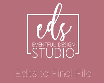 Edits to Final File