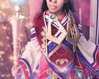 MABLE TAYLOR World of Mystic Wiz Cosplay Print