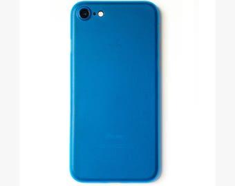 Super Thin iPhone 7 Case | Blue - SimpliCase