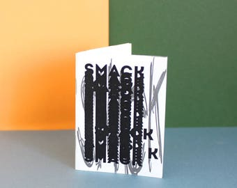 Smack (mini zine)