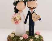 custom wedding cake topper - order for - DBAILEY1969