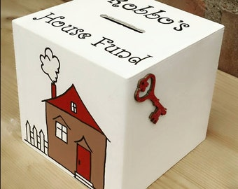 House Fund Money Box