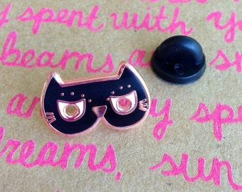 Black Kitty Mask