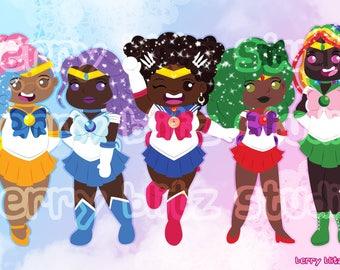 Black Prism Power: Make Up!