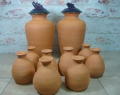 Clay Ollas - Irrigation Pots reserved for Betsy