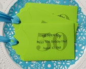50th Birthday Favors | 50th Party Favors | Adult Party Favors | Adult Favors | Milestone Birthday | Lottery Ticket Favors