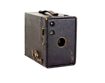 Kodak Brownie 2A Box Camera 1917 - A.K Hawke Co. Atlanta