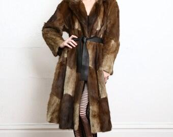 SALE MINK Fur Coat