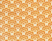 Yellow Salt Air Print 100% Cotton Quilting Fabric