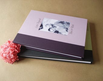 Screw Post Album Scrapbook Wedding · Wedding Photo Album Removable Pages · Removable Pages Wedding Portfolio· Custom Wedding Scrapbook Album
