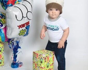 Crocheted Cupcake Hat