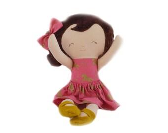 Doll Plush Toy