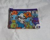 Pokemon Coin Purse-Handmade   Nintendo