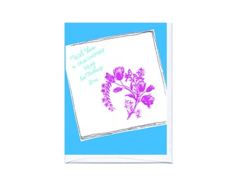 Items Similar To Danzig Mother S Day Card On Etsy