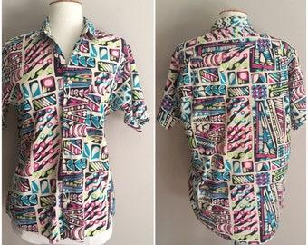 Kudos USA Shirt // Awesome 80s 90s Shirt //