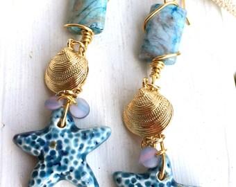 Beachy Keen Earrings