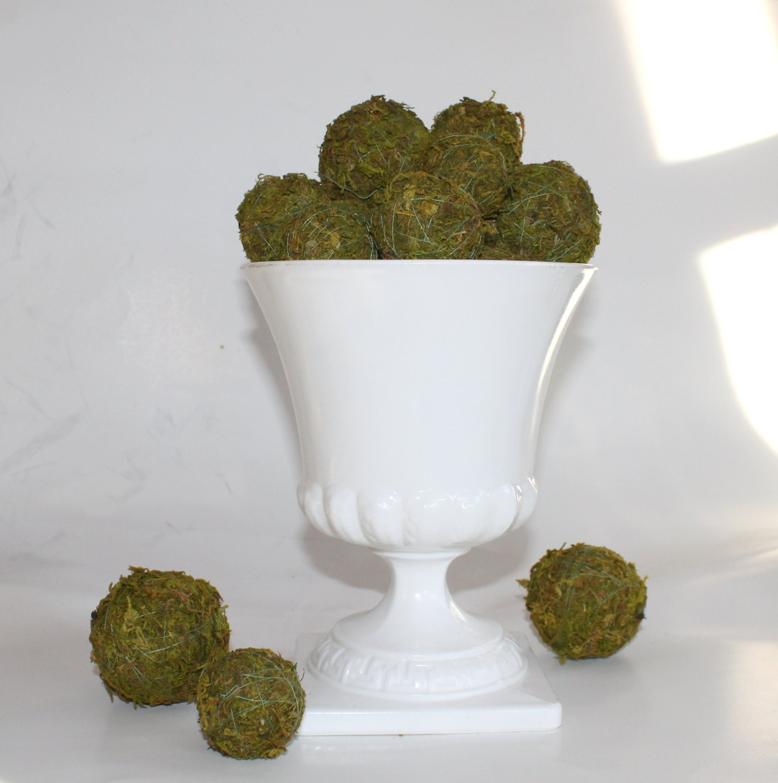 Moss Balls Vase Filler Unscented Vase Filler Moss Balls