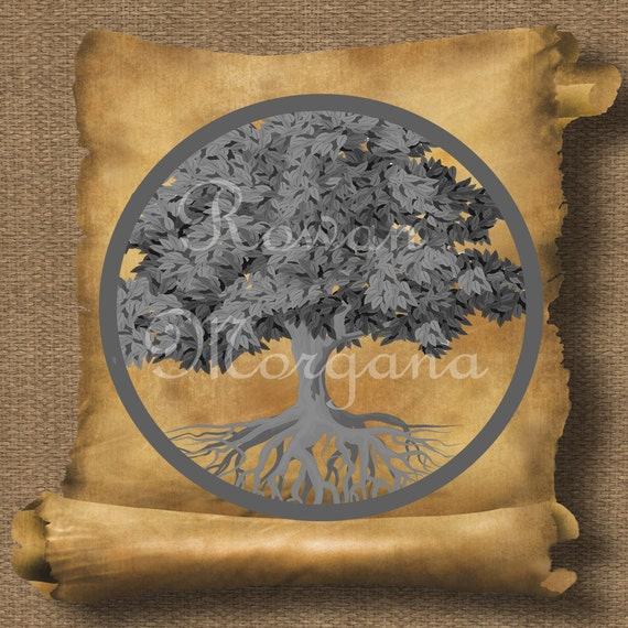 Tree of Life Royalty Free Clipart