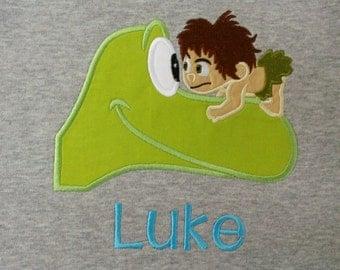 Dinosaur shirt- boys, Spot shirt, birthday, dinosaur birthday, little boy shirt, Arlo